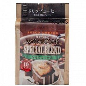 Кофе SEIKO в дрип-пакетах 7г*10 шт