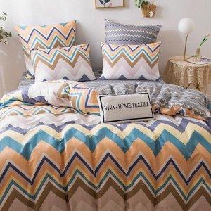 Комплект постельного белья Люкс-Сатин A211