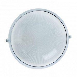 Светильник TDM НПБ1301, Е27, 60 Вт, IP54, круглый, белый