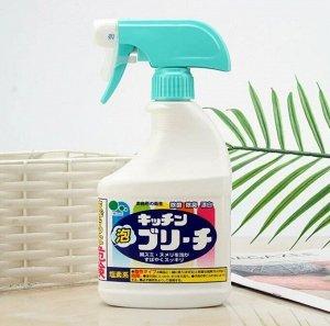 """040054 """"Mitsuei"""" Универсальное кухонное моющее и отбеливающее пенное средство с возможностью распыления 0.4л"""