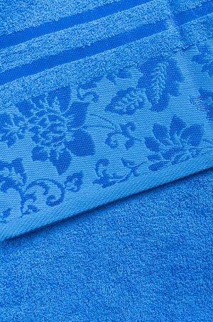 Набор махровых полотенец  2 шт в сумке