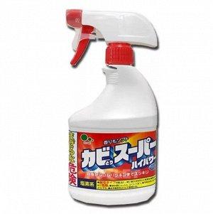 """050107 """"Mitsuei"""" Мощное чистящее средство для ванной комнаты и туалета с возможностью распыления 0.4л 1/20"""