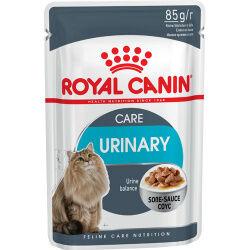 Royal Canin пауч 85гр д/кош Urinary Care проф урологии Соус (1/12)