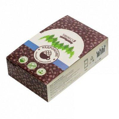 Эко-лавка (Polezzno, Дом кедра, Умные сладости) — Кедрокофе — Чай