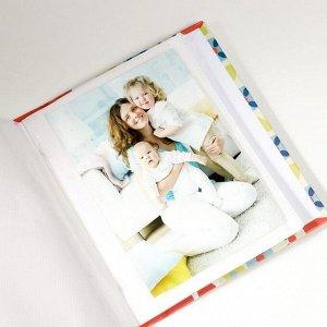 """Фотоальбом на 100 фотографий """"Цветочная коллекция-8"""" 10*15 см МИКС"""