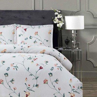 ⚜ Arya Home. Уютный домашний Текстиль. Турция — Постельное белье Семейное — Семейные комплекты