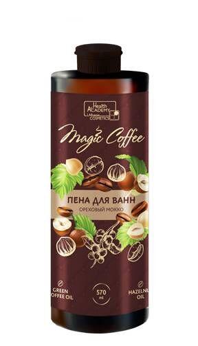 Пена для ванн ореховый мокко серии «Magic Coffee», 570 мл