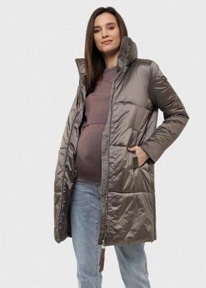 """Куртка демис. 2в1 """"Кингстон"""" для беременных; ореховый"""