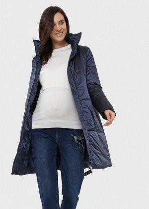 """Куртка демис. 2в1 """"Кингстон"""" для беременных; синий"""