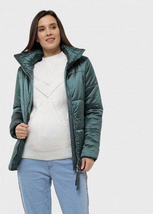 """Куртка демис. 2в1 """"Брайтон"""" для беременных; можжевеловый"""