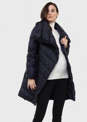 """Куртка демис. 2в1 """"Ноттингем"""" для беременных; синий"""