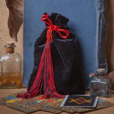 Эзотерическая закупка, большой выбор свечей и карт таро — Мешочки для карт — Аксессуары для хранения