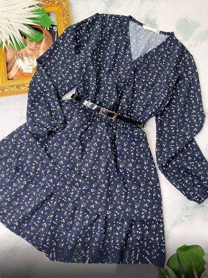 Платье Ткань софт Принт может незначительно отличаться от фото