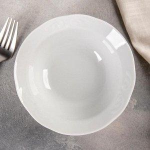 Салатник «Бельё. Надежда», 300 мл, цвет белый
