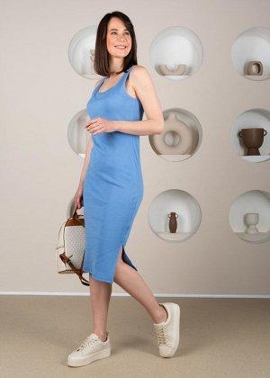 """Платье """"Кашкорсе"""" для беременных и кормящих электрик"""