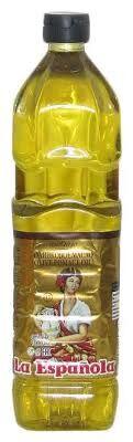 """Масло оливковое рафинированное Санса """"La Espanola"""" пл/б"""