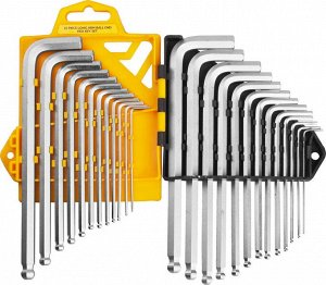 Набор JCB: Ключи имбусовые