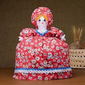 Грелка на чайник «Марфа Васильевна», микс  35 см,