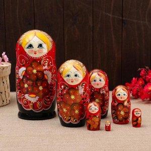 "Матрёшка 7-ми кукольная ""Тома""  , 23-25см, ручная роспись."