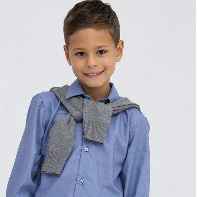 NOTE BENA: Школа, повседневная до 176 см  — ШКОЛА МАЛЬЧИКИ РУБАШКИ БЕЗ РЯДОВ/ГАРАНТИЯ ЦВЕТА — Одежда для мальчиков