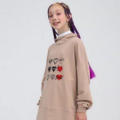 NOTE BENA: Школа, повседневная до 176 см  — ТОЛСТОВКИ/ДЖЕМПЕРА/ВОДОЛАЗКИ ДЕВОЧКИ — Для девочек