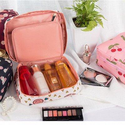 Все для тебя и твоей красоты (профессиональная косметика) — Косметички, чемоданы и нессеры — Косметические аксессуары
