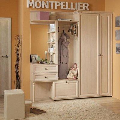 !Глазов мебель - одна из лучших в России. Заказывайте — Прихожая Montpellier — Мебель