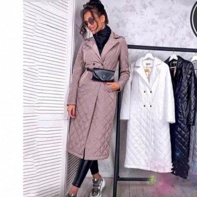 Обновляем гардероб к весне по самым выгодным ценам! — Весеннии новинки пальто!! — Пальто