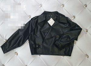 Куртка Ткань - эко кожа +плотный подклад
