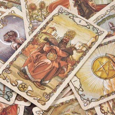 Соляные лампы, карты таро и магическая атрибутика — КАРТЫ ТАРО по лицензии U.S.Games Systems, русифицированные — Художественная литература