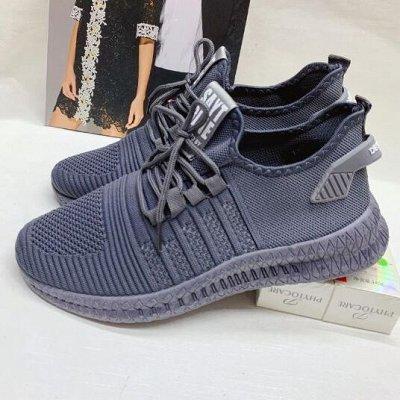 ❤ LIFE. Обувь для жизни. Обувь от 399 руб.  — Кроссовки мужские. Ряды! — Текстильные