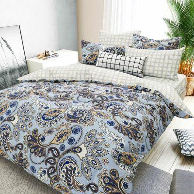 ДОМАШНЯЯ МОДА - яркий текстиль для твоего дома — Постельное белье для взрослых - двуспальное