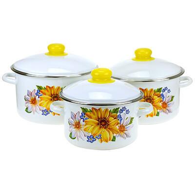 Домашняя мода — любимая хозяйственная, посуда — Посуда-Эмалированная посуда - 3