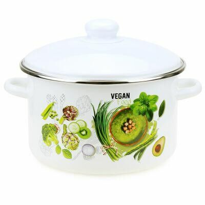 Домашняя мода — любимая хозяйственная, посуда — Посуда-Эмалированная посуда - 5 — Для дома
