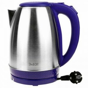 Чайник электрический 1,8л, 1500Вт, напряжение 220-240В, диск