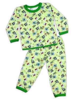 Детская пижама для мальчиков