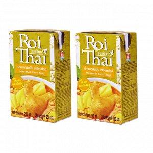 Суп Массаман карри ROI THAI, 250 мл 1*36