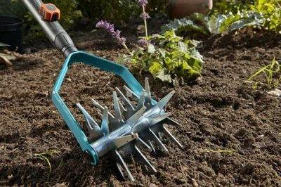Полезные мелочи! Садоводам и огородникам!  — Культиваторы, аэраторы — Садовый инвентарь