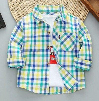 Одеваем детвору - детская одежда — Одежда для мальчиков — Рубашки