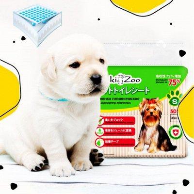 KARMY / ZооRING / ЛАКОМСТВА - 🐶 Счастливая жизнь питомца — Пелёнки для домашних животных - Япония — Уход