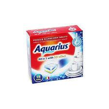 Таблетки AQUARIUS для ПММ All in1  14 таб.