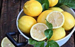 Лимон свежий (Импорт)