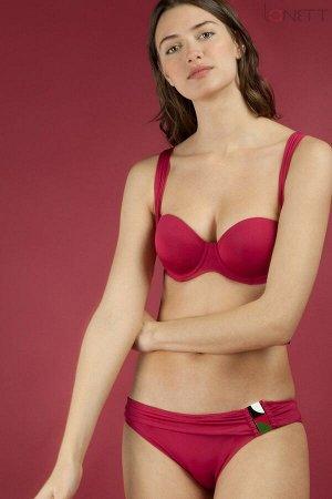 Купальник multiway bra, brief C84%Полиамид+16%Еластан Тип модели:Купальник