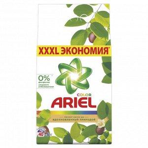 Стиральный порошок ARIEL Аромат Масла Ши (6 кг)