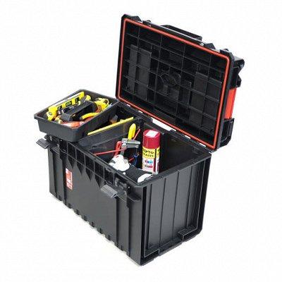 Готовь сани летом, а лопату зимой! SKRAB-лучший инструмент! — Ящики для инструмента — Инструменты и оборудование