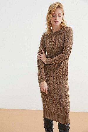 Платье жен. Bonni коричневый