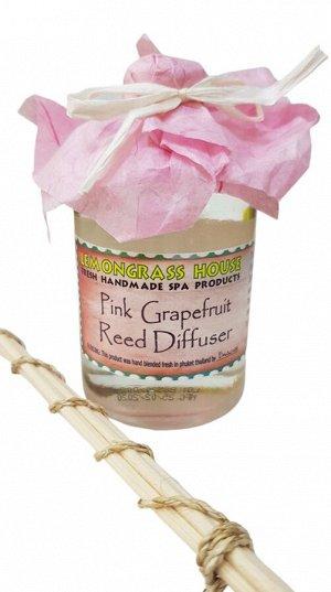 Диффузор с палочками «Розовый грейпфрут» Lemongrass House 120мл