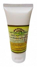 Крем для рук с карите и инжирным чаем 60мл  Lemongrass House