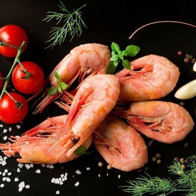 Овощи на любой вкус — Креветка — Закуски из морепродуктов