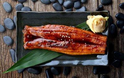 Только Свежие морепродукты! Полное обновление! Снижение цены — Угорь. НОВИНКА — Закуски из морепродуктов